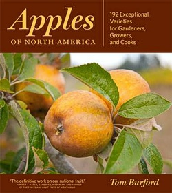 Apples of North America by Tom Burford